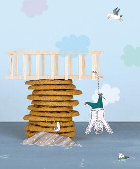 Meesterlijk van Robèrt - Meesterlijk Junior - chocolate chip cookies