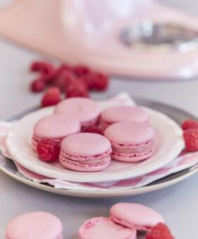 Meesterlijk van Robèrt - Recept macarons met frambozenganache