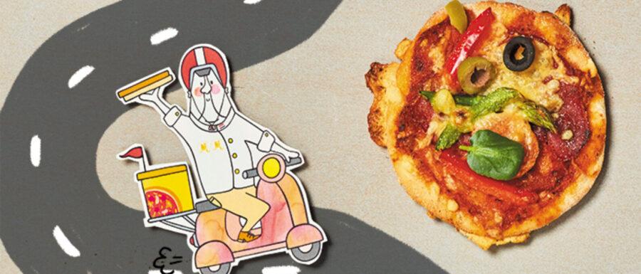 Meesterlijk van Robèrt - Meesterlijk Junior Brood - pizza's